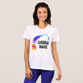 Camiseta Onda das caraíbas