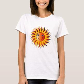 Camiseta Onda de calor