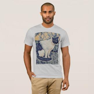 Camiseta onda de theodore