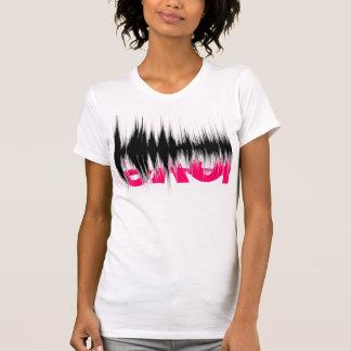 Camiseta Onda sadia escondida T do amor