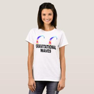 Camiseta Ondas gravitacionais