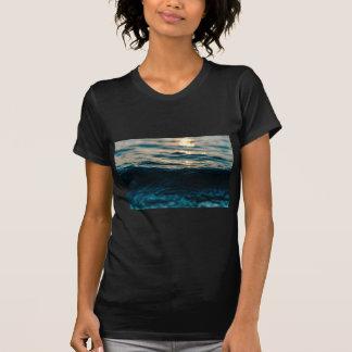 Camiseta Ondas profundas