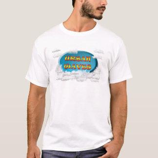 Camiseta Ondas urbanas