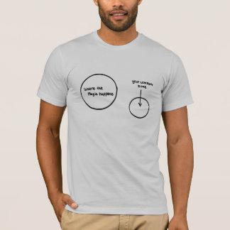 Camiseta Onde a mágica acontece