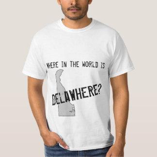 Camiseta Onde está Delawhere?