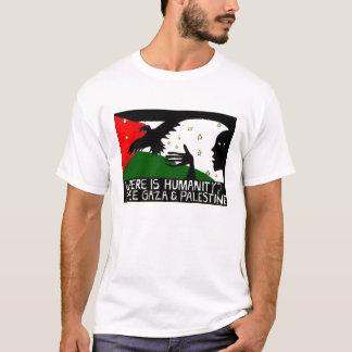 Camiseta Onde está o t-shirt artística da humanidade
