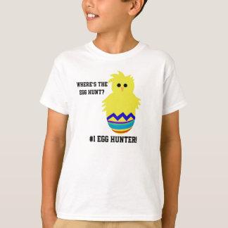Camiseta Onde está o t-shirt da caça do ovo