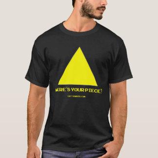 Camiseta Onde está sua parte?