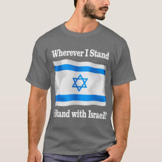 Camiseta Onde quer que eu estou