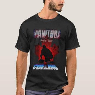 Camiseta Ondulação das regras da morte de Manitoba