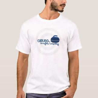 Camiseta Ondular está obrigando estranha