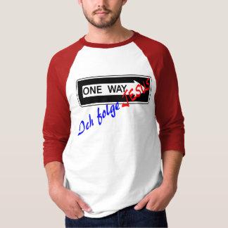 Camiseta One Way - sigo jesus