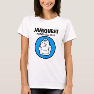 Camiseta #ONEbillionKIDS da trouxa de JQ