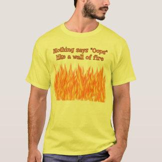Camiseta Oops