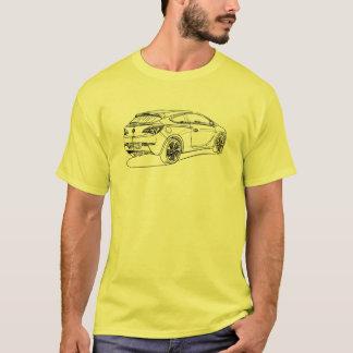Camiseta Opel Astra GTC 2012