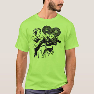 Camiseta Operador cinematográfico…