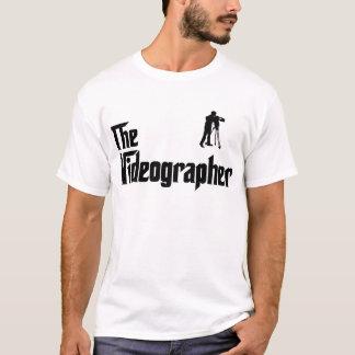 Camiseta Operador cinematográfico