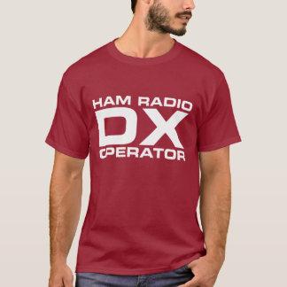 Camiseta Operador de radioamador