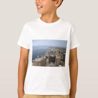 Camiseta Opinião de Arial de Seattle