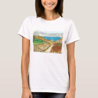 Camiseta Opinião de Mykonos de Delos perto do t-shirt