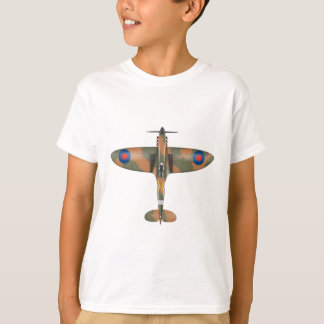 Camiseta opinião superior da cabeça-quente