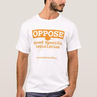 Camiseta Opor o t-shirt de BSL
