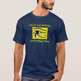Camiseta Optometria da velha escola