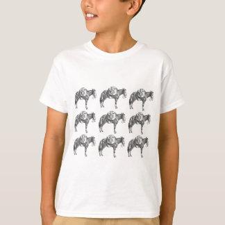 Camiseta oração da mula do bloco