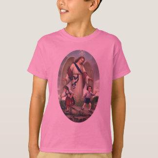 Camiseta Oração do anjo-da-guarda