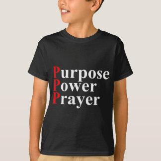 Camiseta Oração do poder da finalidade