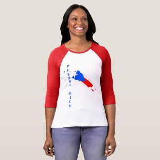 Camiseta Orações para o t-shirt de Puerto Rico