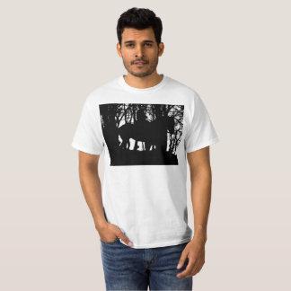 Camiseta Orçamento-T do cavaleiro decapitado