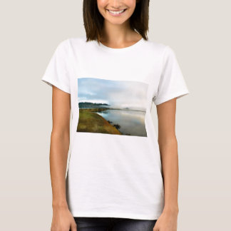 Camiseta Oregon mostra fora sua beleza