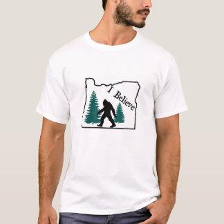Camiseta Oregon que eu acredito