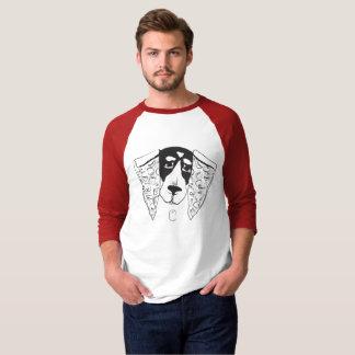 Camiseta Orelhas da pizza