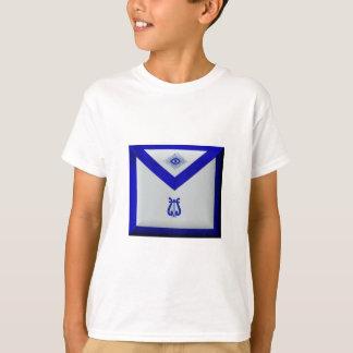 Camiseta Organista maçónico