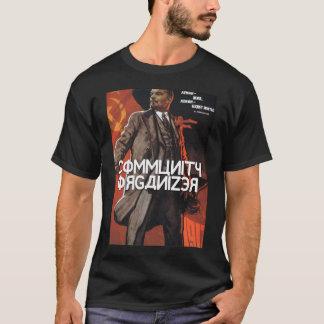 Camiseta Organizador da comunidade - Lenin em Rússia