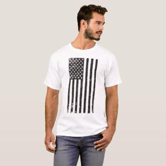 Camiseta Orgulho americano - bandeira dos Estados Unidos