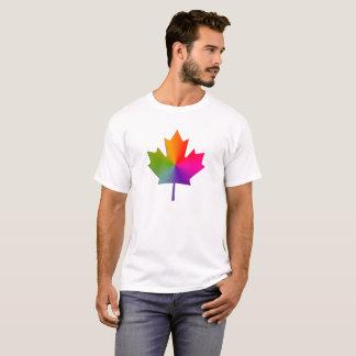 Camiseta Orgulho canadense