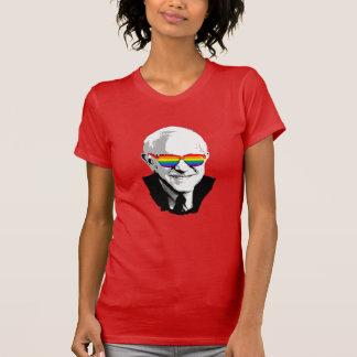 Camiseta Orgulho das máquinas de lixar de Bernie - LGBT -