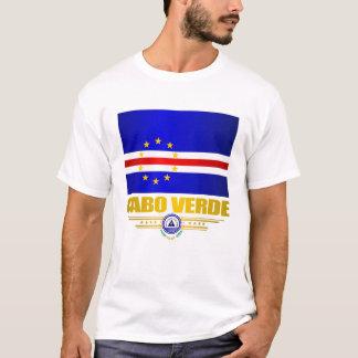 Camiseta Orgulho de Cabo Verde