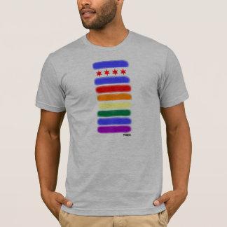 Camiseta Orgulho de Chicago