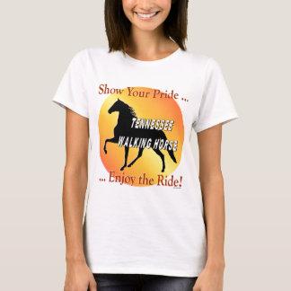 Camiseta Orgulho de passeio do cavalo