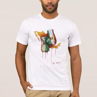 Camiseta Orgulho do encaixotamento mexicano