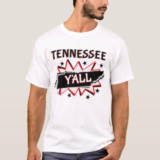 Camiseta Orgulho do estado de Tennessee você