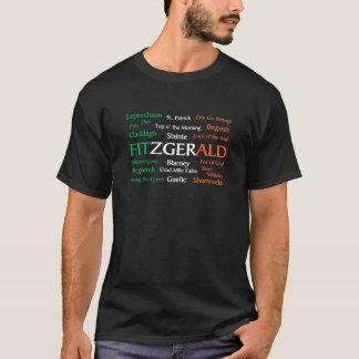 Camiseta Orgulho do irlandês de Fitzgerald