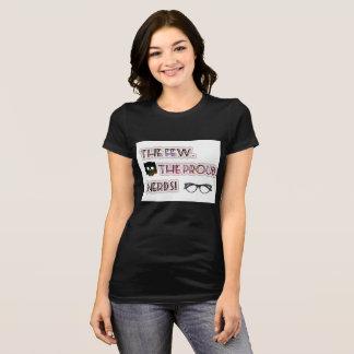 Camiseta Orgulho do nerd. Abrace seu Nerd.