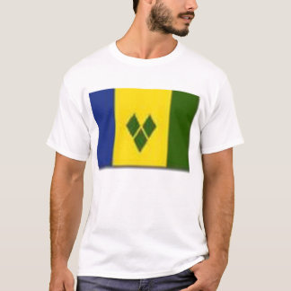 Camiseta Orgulho do St. Vincent