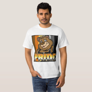 Camiseta Orgulho do urso
