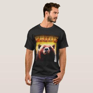 Camiseta Orgulho do urso - urso de urso